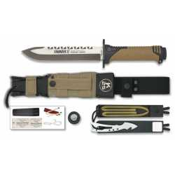 "Cuchillo de SUPERVIVENCIA K-25 ""THUNDER II"" 32133"