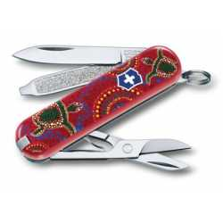 "Navaja multiusos ""CLASSIC TURTLES DOW UNDER"" VICTORINOX 0.6223.L1710"