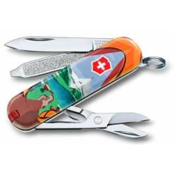 "Navaja multiusos ""CLASSIC CALL OF NATURE "" VICTORINOX 0.6223.L1802"