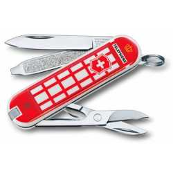 "Navaja multiusos ""CLASSIC A TRIP TO LONDON"" VICTORINOX 0.6223.L1808"